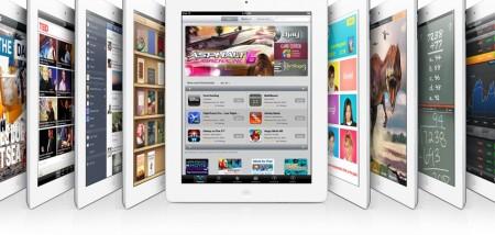 Na Retina displej nového iPad 3 budou samozřejmě muset okamžitě zareagovat vývojáři aplikací