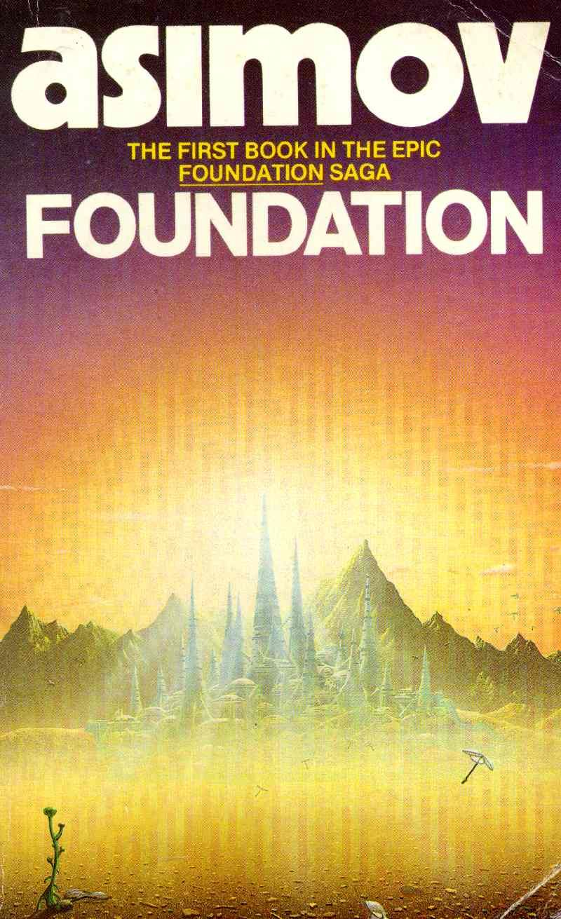 Isaac Asimov Nadace - Foundation