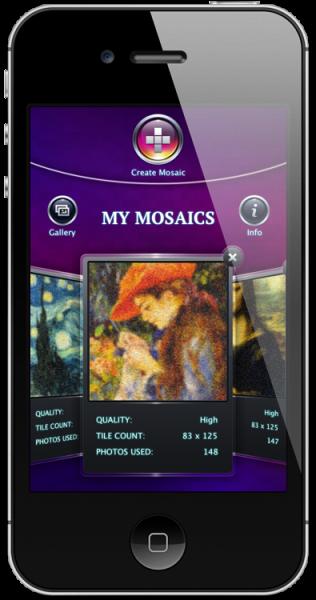 Mozaikr - nová česká fotoaplikace pro iPhone