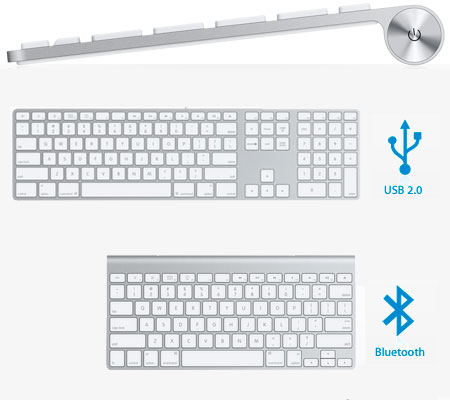 Apple klávesnice
