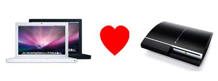 Mac a PlayStation 3