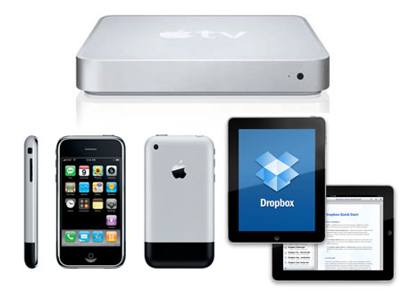 Apple TV iPhone iPad