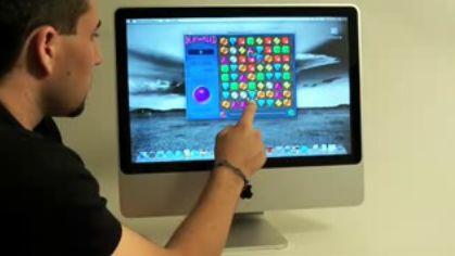 dotykový iMac