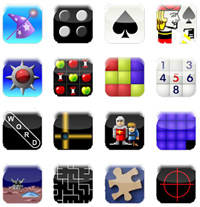 Hry pro iPhone