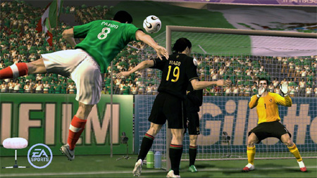 FIFA 08 pro Apple Mac