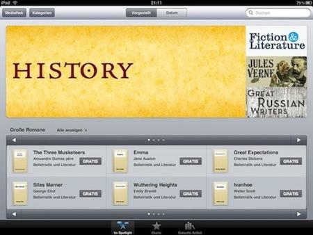 Apple Mac iBookstore