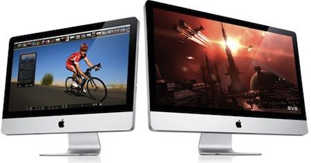 iMac nové - červenec 2010