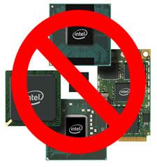 čipset Intel