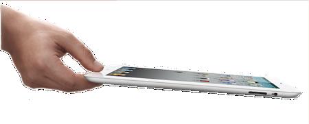 iPad 2 bílý