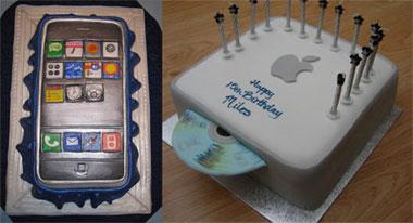 Sladký Mac Mini a iPhone