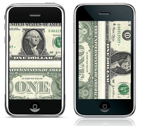 iPhone elektronická peněženka