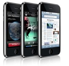 iPhone - tarify v Evropě