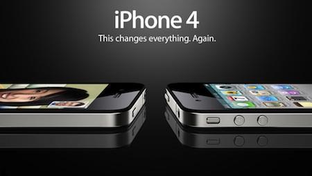 iPhone 4 mění pravidla hry