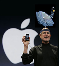 Steve Jobs a iPhone