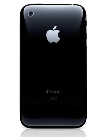 iPhone zadní strana