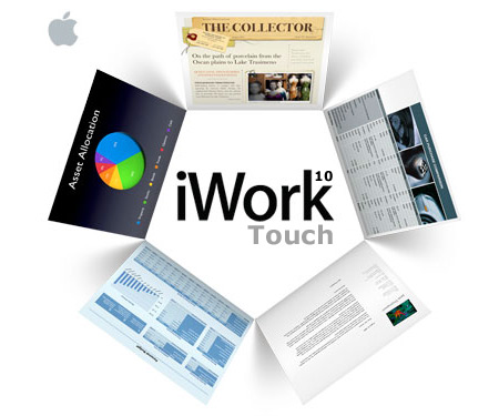iWork Touch