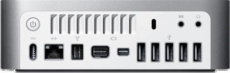 Mac mini DVI