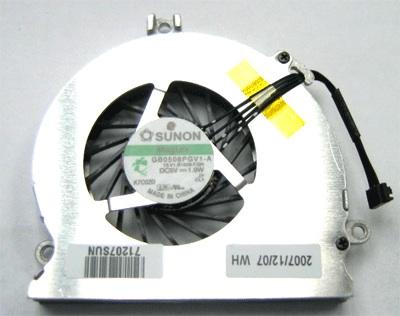 MacBook - větráček
