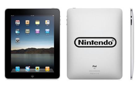 Nintendo iPad