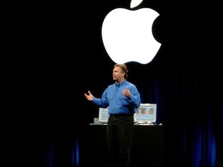 Phil Schiller přednesl keynote na Macworld Expo
