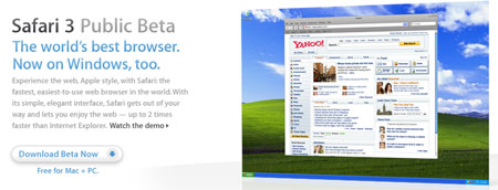 Safari pro Windows