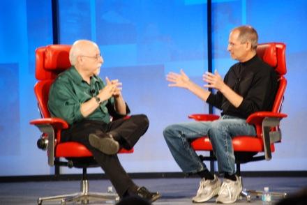 Steve Jobs - rozhovor