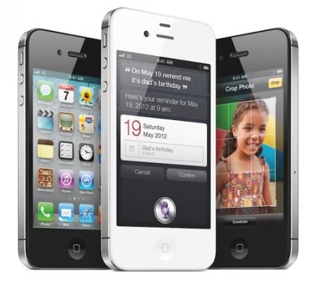 iPhone 4S s virtuálním asistentem Siri, který rozumí vašemu hlasu