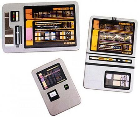 Podobné tablety se objevily ve Star Treku už v roce 1966 - více než 50 let předtím, než se staly skutečností